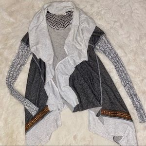 Gorgeous Boutique Sweater Open Front Cardigan S